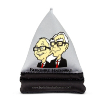 Berk: Berkshire Hathaway Wedge Mobile Device Stand