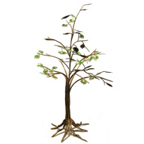 "Jay_Strongwater_Flora_Theodore_Medium_Tree,_26""_wide,_36""_tall,_26""_deep"