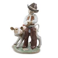 Lladro_Cowboy