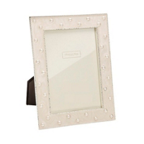 "Addison_Ross_Pearl_Cream_Enamel_Frame,_8""x10"""