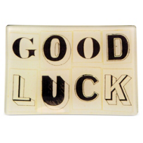 John_Derian_Good_Luck_Tiny_Rectangular_Tray