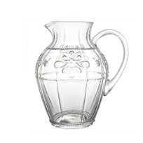 Juliska_Colette_Clear_Pitcher