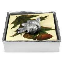 Mariposa_Twig_Napking_Box_With_Acorn_and_Leaf_Weight