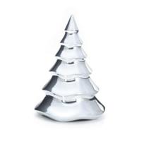 "Nambe_Deck_The_Halls_Christmas_Tree,_12""_H._X_8.5""_D."