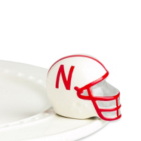 Nora_Fleming_Nebraska_Helmet_Mini