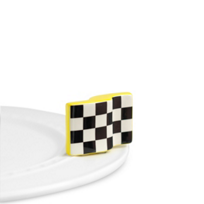 Nora_Fleming_Nascar_Flag_Mini
