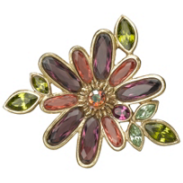 "Jay_Strongwater_""Simone""_Jewel_Flower_Pin"