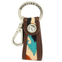 "Spartina_449_Christina_Key_Chain,_1""_X_4.75""_X_.75"""