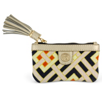 "Spartina_449_Harbor_Light_Tassel_Coinpurse,_5.75""_x_3.25""_x_.5"""