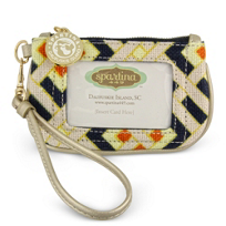 "Spartina_449_Harbor_Light_Wristlet,_5""_x_3.5""_x_.75"""