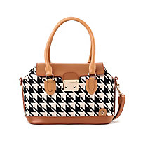 Spartina 449 Push Lock Satchel