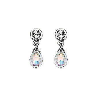 Swarovski_Aurora_Borealis_Pierced_Earrings