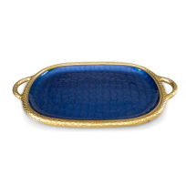Julia_Knight_Gold_Sapphire_Florentine_Handled_Tray