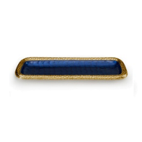 Julia_Knight_Gold_Sapphire_Florentine_Rectangular_Tray