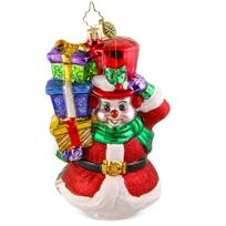 Christopher_Radko_Snowy_Gift_Arrival