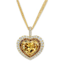 Rahaminov_18K_Yellow_Gold_Fancy_Brown-Yellow_Heart_Diamond_Pendant