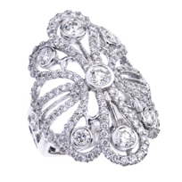 14K_White_Gold_Round_Diamond_Cocktail_Ring