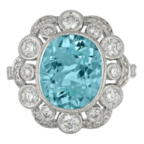 18K_White_Gold_Oval_Paraiba_Tourmaline_and_Diamond_Ring,_4.78_ct