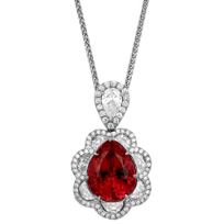 Platinum_Pear_Shape_Red_Spinel_and_Diamond_Pendant