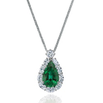 J.B._Star_Platinum_Pear_Shape_Emerald_Diamond_Pendant