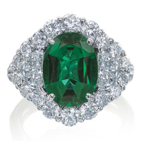 J.B._Star_Platinum_Oval_Emerald_and_Diamond_Ring