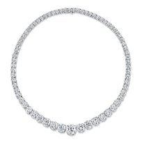 Platinum_Forevermark_Diamond_Graduated_Necklace,_17""