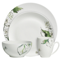 Vera_Wang_Floral_Leaf_Dinnerware