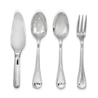 Couzon_Consul_Silverplate_Flatware