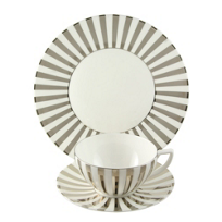 Jasper_Conran_Platinum_Striped_Dinnerware