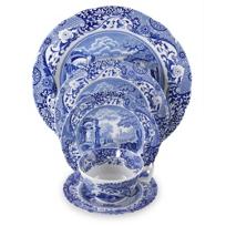 Spode_Blue_Italian_Dinnerware