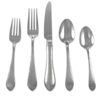 Reed_&_Barton_Hammered_Antique_Stainless_Flatware
