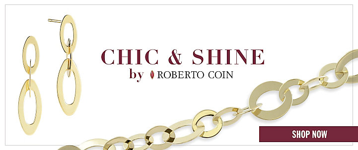 Roberto Coin Chic and Shine