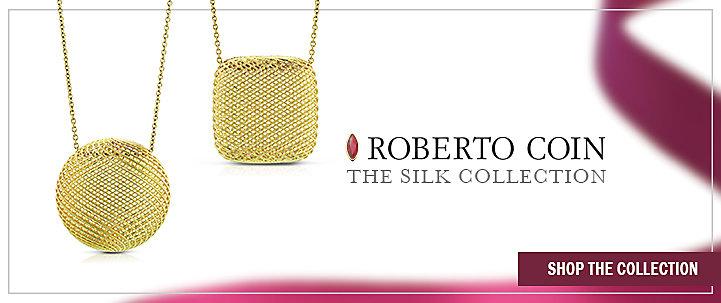 Roberto Coin Silk Collection