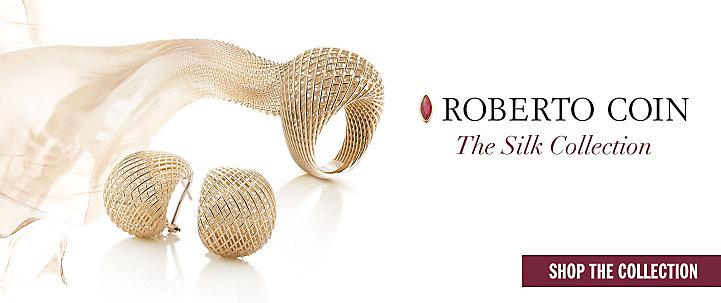 Roberto Coin Silk
