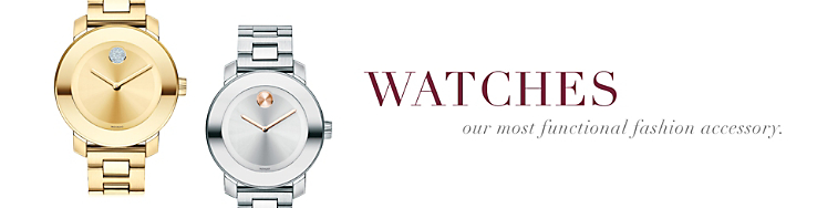 Welcome to Watches