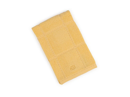 Textiles Lemon Solid Terry Kitchen Towel