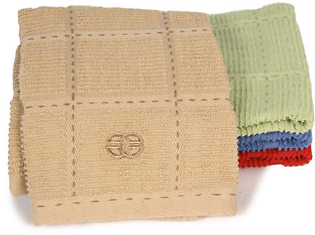 Calphalon 17x30-in. Terry Towel: Biscotti