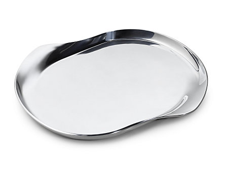 Metal Serveware Platter