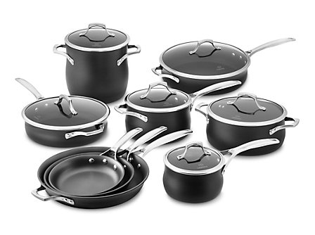 Calphalon Unison Nonstick 15 Piece Set at Williams-Sonoma