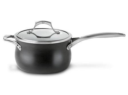 Calphalon Unison Nonstick 4-qt. Sauce with Cover
