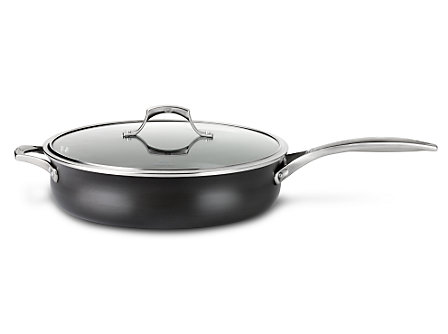 Calphalon Unison Nonstick 6-qt. Saute Pan with Cover
