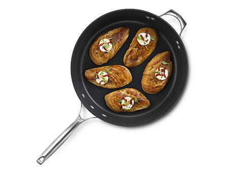 Calphalon Unison Nonstick 6-qt. Saute Pan with Cover
