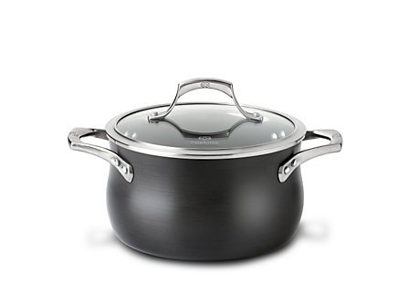 Calphalon Unison Nonstick 4-qt. Soup Pot with Cover