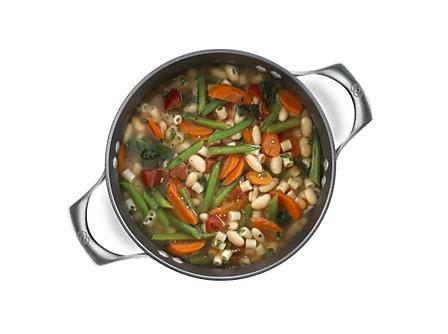 Calphalon Unison Nonstick 4-qt. Soup Pot with Cover