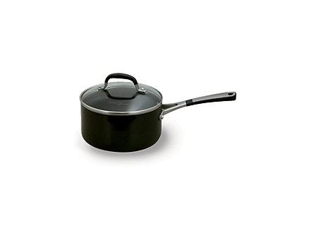 Simply Calphalon Enamel 1-qt. Sauce Pan