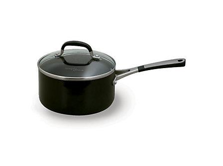 Simply Calphalon Enamel 2-qt. Sauce Pan