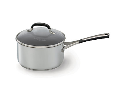 Simply Calphalon Stainless 2-qt. Sauce Pan