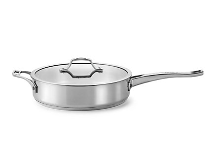 Cooking with Calphalon Refined Stainless 3 Qt. Saute Pan