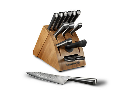 Calphalon Katana Series 14-pc. Knife Block Set