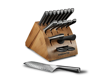Calphalon Katana Series 18-pc. Knife Block Set